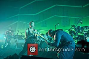 Thom Yorke and Flea