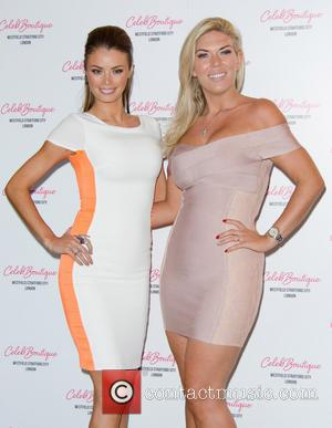 Chloe Sims and Frankie Essex
