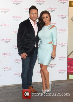 Antony Costa and Rosanna Jasmin - CelebBoutique store launch party held at Westfield Stratford - Arrivals - London, United Kingdom...