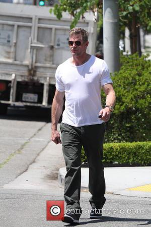 Eric Dane - Eric Dane out and about in Hollywood - Los Angeles, California, United States - Thursday 25th July...