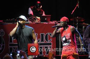 Flavor Flav and Chuck D - Public Enemy performs at KOKO - London, United Kingdom - Thursday 25th July 2013