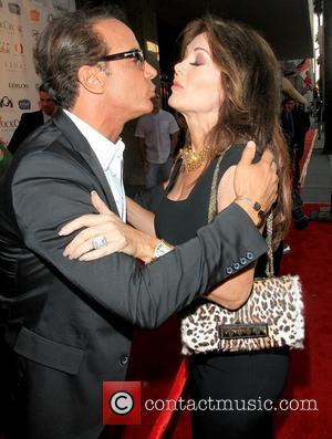 Lloyd Klein and Lisa Vanderpump - 'The Real Housewives of Beverly Hills' stars Lisa Vanderpump and Ken Todd arrive at...