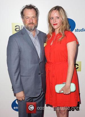 David Costabile and Eliza Baldi