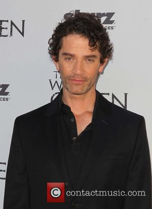 James Frain - Cocktails With The Queen - The British Consulate Toasts The U.S. Launch Of The Starz Original Series...