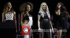 Liitle Mix, Perrie Edwards, Jade Thirlwall, Jesy Nelson and Leigh-anne Pinnock