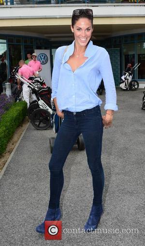 Glenda Gilson - Ronan Keating's annual Maire Keating Foundation Golf Classic in the K-Club - Dublin, Ireland - Friday 26th...