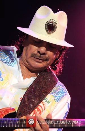Carlos Santana Reunites With Ex-Bandmate Who Is Now Homeless