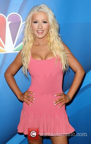Christina Aguilera - NBC TCA Summer Press Tour held at The Beverly Hilton Hotel - Los Angeles, California, United States...