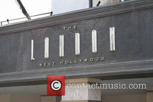Julianne Hough, The London West Hollywood and Hotel