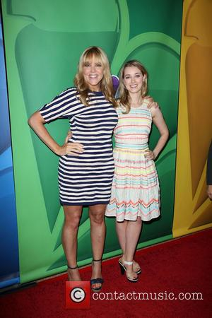 Mary Mccormack and Ella Rae Peck