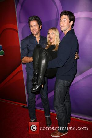 Neal Bledsoe, Spencer Grammer and Pablo Schreiber