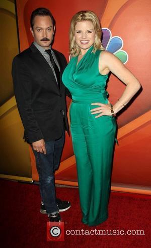 Thomas Lennon and Megan Hilty