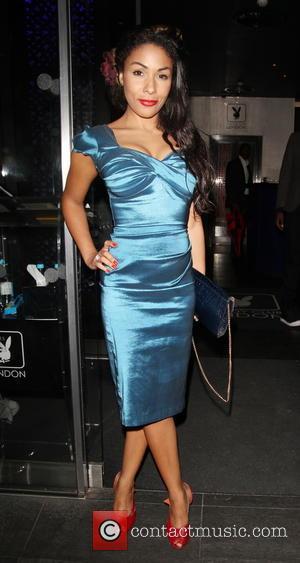 Kathryn Drysdale - Celebrities outside the Playboy Club London - London, United Kingdom - Saturday 27th July 2013