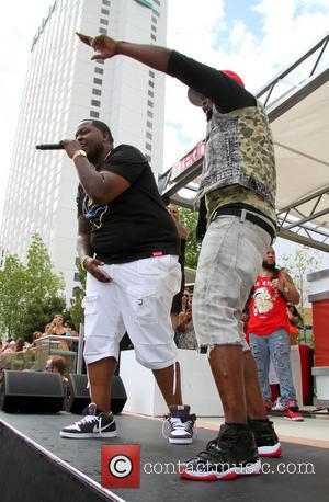 Sean Kingston - Sean Kingston performs at 'Ditch Saturdays' at Ditch Pool and Day Club inside The Palms Casino Resort...