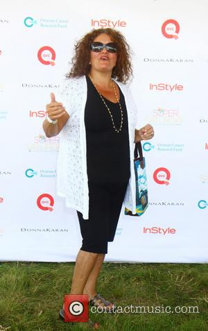Aida Turturro - The Ovarian Cancer Research Funds Super Saturday 16 at the world famous Garage Sale in Bridgehampton -...
