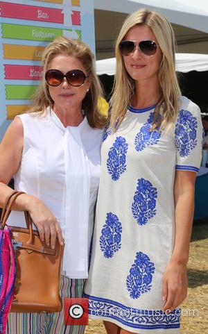 Kathy Hilton and Nicky Hilton - The Ovarian Cancer Research Funds Super Saturday 16 at the world famous Garage Sale...