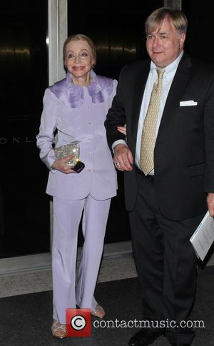 Anne Jeffreys - Celebrities leaving The Dizzy Feet Foundation's Celebration of Dance gala at Dorothy Chandler Pavilion - Los Angeles,...