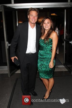 Greg Evigan and Briana Evigan