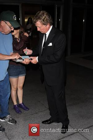 Nigel Lythgoe - Celebrities leaving The Dizzy Feet Foundation's Celebration of Dance gala at Dorothy Chandler Pavilion - Los Angeles,...