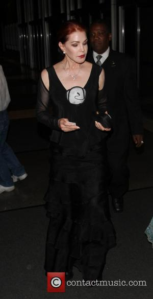Priscilla Presley - Celebrities leaving The Dizzy Feet Foundation's Celebration of Dance gala at Dorothy Chandler Pavilion - Los Angeles,...