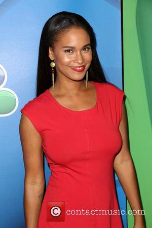 Joy Bryant - NBC TCA Summer Press Tour held at The Beverly Hilton Hotel - Los Angeles, California, United States...