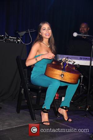 Olivia Culpo - Russell Simmon's Rush Philanthropic Arts Foundation 14th Annual Art for Life Benefit held at Fairview Farms -...