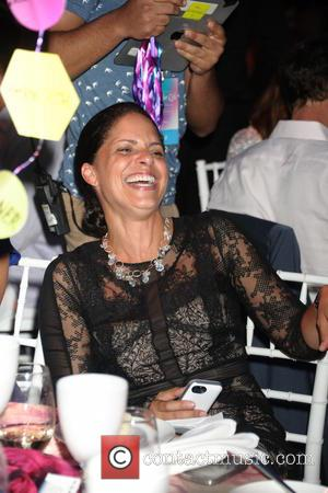 Soledad O'Brien - Russell Simmon's Rush Philanthropic Arts Foundation 14th Annual Art for Life Benefit held at Fairview Farms -...