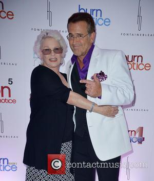 Sharon Gless and Bruce Campbell