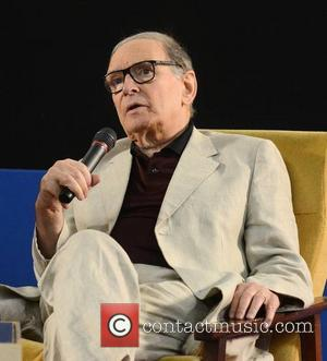 Morricone Touched By Dion Tribute