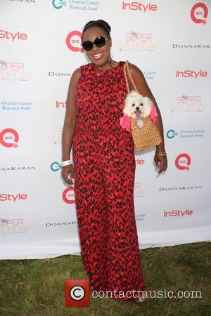 Star Jones and Pinky - Celebrities attend the Ovarian Cancer Research Fund's Super Saturday 16 at Nova's Ark - Watermill,...