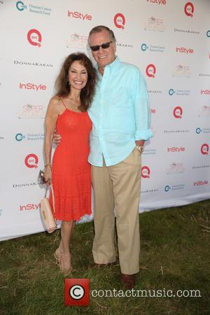 Susan Lucci and Helmut Huber - Celebrities attend the Ovarian Cancer Research Fund's Super Saturday 16 at Nova's Ark -...