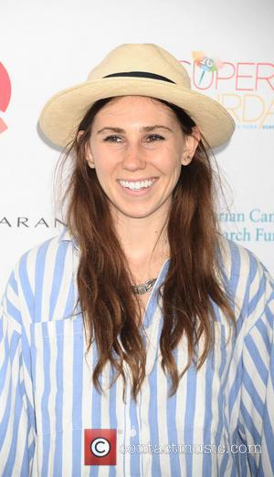 Zosia Mamet - Celebrities attend the Ovarian Cancer Research Fund's Super Saturday 16 at Nova's Ark - Watermill, NY, United...