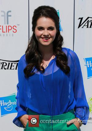 Vanessa Marano - Variety's '7th Annual Power of Youth' event presented by Hasbro Inc. and GenerationOn - Arrivals - Hollywood,...