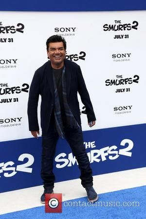 George Lopez - Celebrities attend COLUMBIA PICTURES