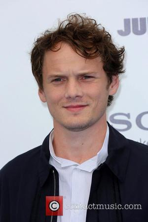 Anton Yelchin - The Los Angeles premiere of 'Smurfs 2' - Arrivals - Westwood, California, United States - Sunday 28th...