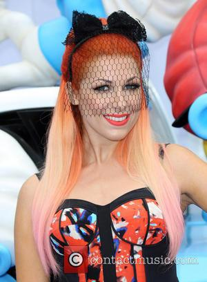 Bonnie McKee - The Los Angeles premiere of 'Smurfs 2' - Arrivals - Westwood, California, United States - Sunday 28th...