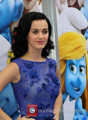 Katy Perry - The Los Angeles premiere of 'Smurfs 2'...