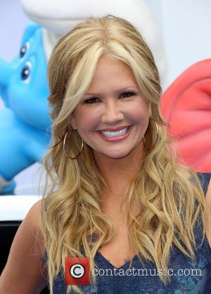 Nancy O'Dell - The Los Angeles premiere of 'Smurfs 2' - Arrivals - Westwood, California, United States - Sunday 28th...