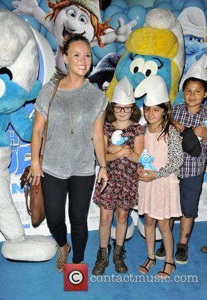 Charlie Brooks - The World Premiere of 'Smurfs 2', held at the VUE cinema Leicester Square - Arrivals - London,...