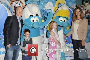 Jake Wood and family
