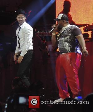 Justin Timberlake and Timbaland
