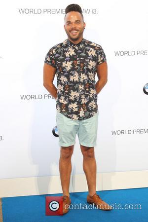 Nate James - BMW i3 global reveal party held at the Old Billingsgare market - Arrivals - London, United Kingdom...