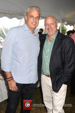 Chefs Eric Ripert and Tom Colicchio