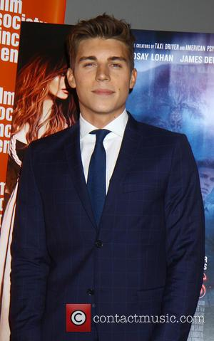 Nolan Gerard Funk - Premiere of 'The Canyon' at The Film Society of Lincoln Center, Walter Reade Theatre. Lindsay Lohan...