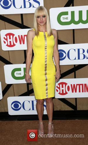 Anna Faris - CW, CBS and Showtime 2013 Summer TCA Party - Arrivals - Los Angeles, California, United States -...