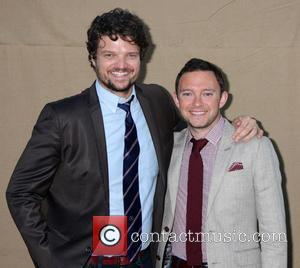 Matt Jones and Nate Corddry