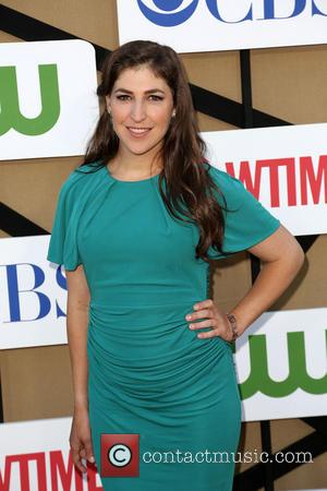 Mayim Bialik - Celebrities attend The CW, CBS and Showtime 2013 summer TCA party. - Los Angeles, CA, United States...