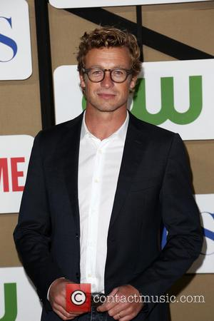 Simon Baker - Celebrities attend The CW, CBS and Showtime 2013 summer TCA party. - Los Angeles, CA, United States...