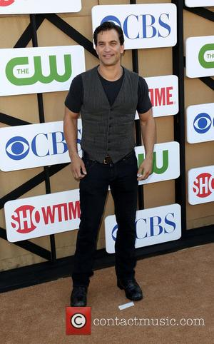 Johnathon Schaech - CW, CBS and Showtime's 2013 Summer TCA Party - Arrivals - Los Angeles, California, United States -...