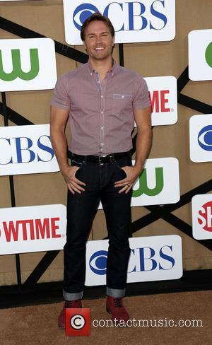 Scott Porter - CW, CBS and Showtime's 2013 Summer TCA Party - Arrivals - Los Angeles, California, United States -...
